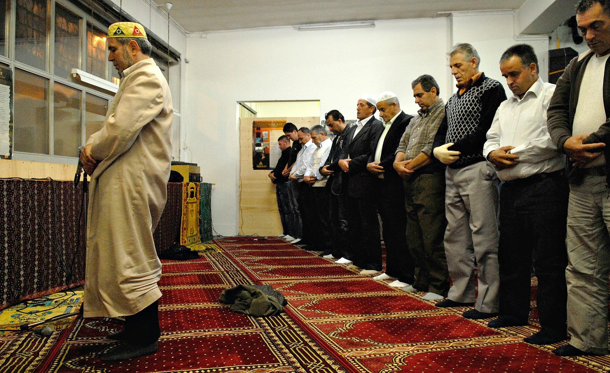 rencontre musulmane suisse