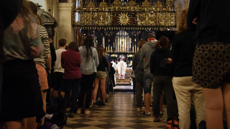 Messe des Romands, Częstochowa, 26.07.2016 (Photo: Pierre Pistoletti)