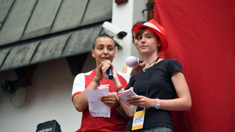 Rencontre des jeunes Suisses, 27 juillet 2016 (Photo: Pierre Pistoletti)