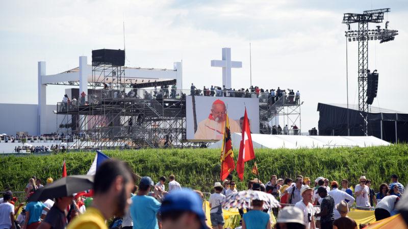 JMJ: Messe finale (Photo: Pierre Pistoletti)