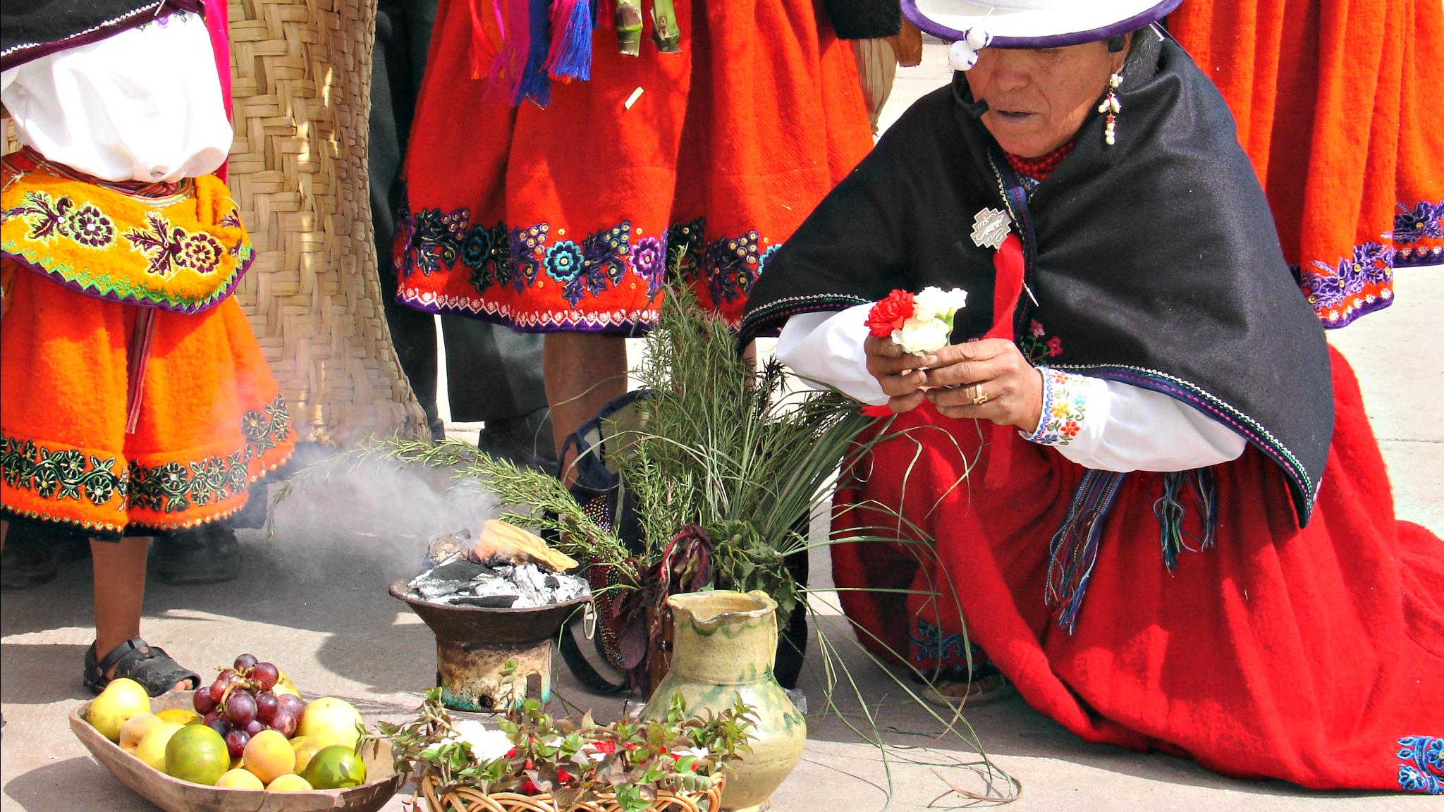 Les peuples premiers d'Amérique latine ont des rythmes de vie qui diffèrent de ceux des Occidentaux (Photo d'illustration, dr.)