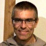Le Frère Jean Python, de la communauté Eucharistein