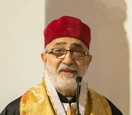 Mgr Nicolas Antiba (Photo:Christoph von Siebenthal)