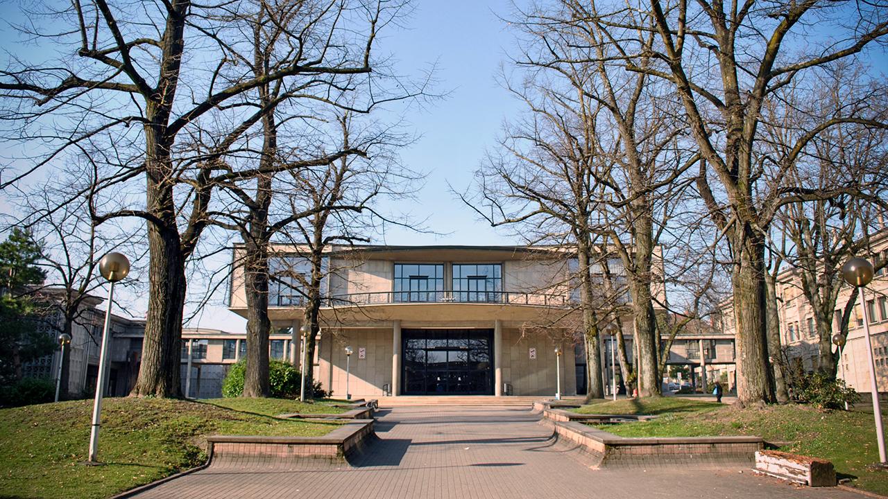 Les représentants de 14 Eglises orthodoxes autocéphales sont attendus à l'Université de Fribourg (© Pierre Pistoletti)
