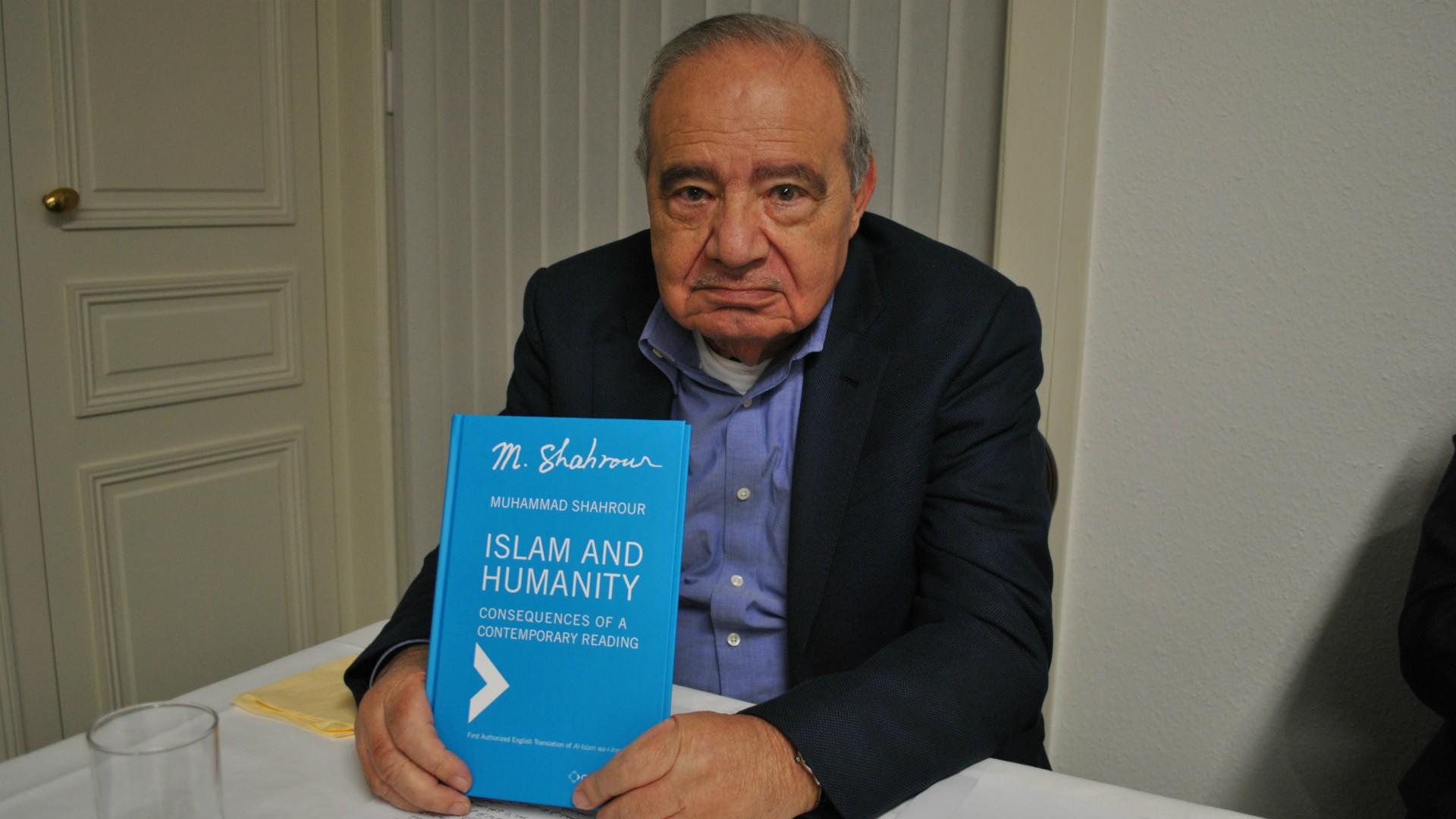 Mohamed Shahrour: pour une réforme radicale de l'islam – Portail catholique  suisse
