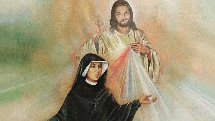 La sainte polonaise Faustine Kowalska ajoutée au calendrier romain –  Portail catholique suisse